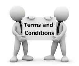 Bonus Terms and Conditions