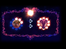 Pink Elephants Glowing Orbs - Bonus Round