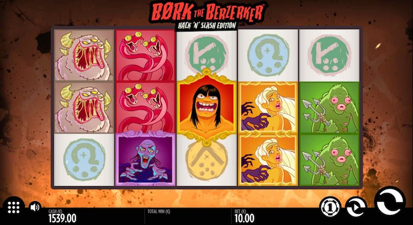 Bork the Bezerker