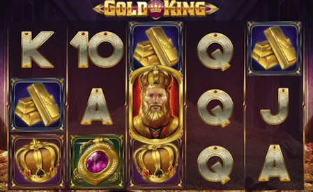 Gold King Game