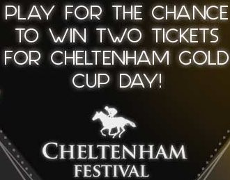 Win Cheltenham Gold Cup Tickets at LadyLucks Casino