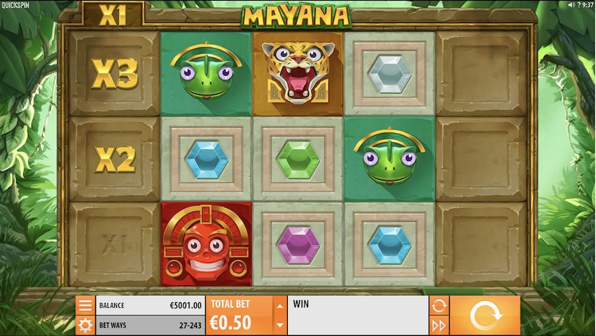 Manyana Slot Review - Quickspin