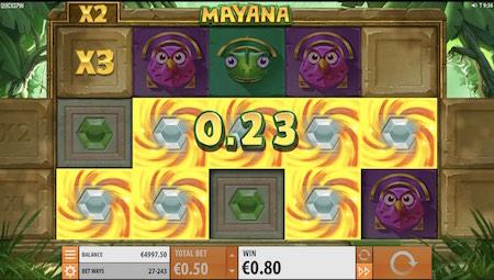 Manyana Slot Win