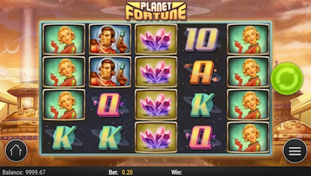 Planet Fortune Slot Review