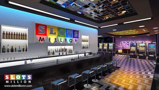 Slots Million VR Casino Lounge