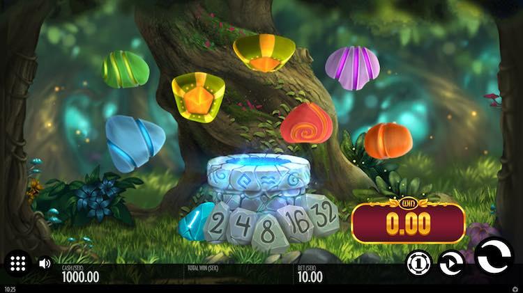 Well of Wonders Game Screen