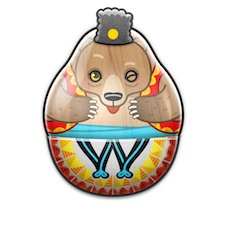 Wild Bear Symbol