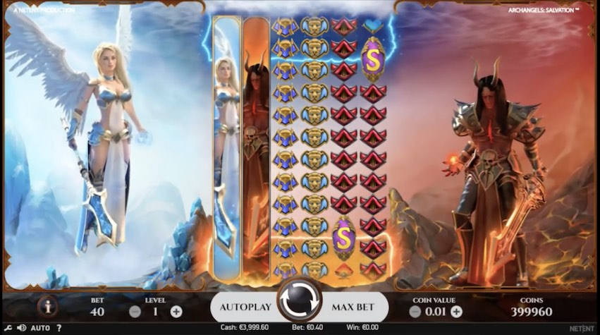 Archangels by NetEnt Game