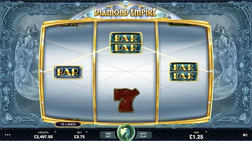 Diamond Empire Slot RTP and Review