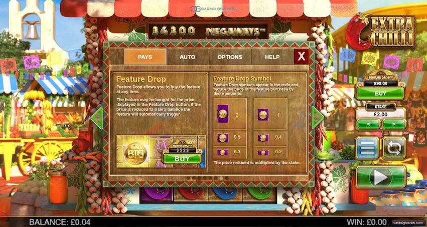 Extra Chilli BTG Slot Review