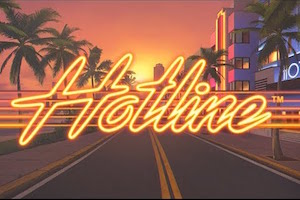 Get 50 Free Spins on The Brand New Hotline™ Slot by NetEnt
