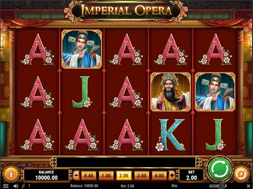 Imperial Opera Slot by Play n Go