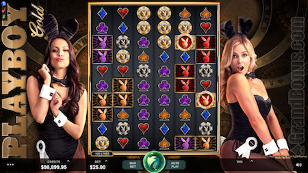 Playboy™ Gold Slot by Microgaming