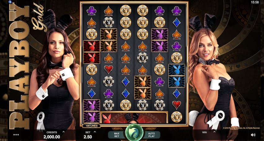 Playboy Slot by Microgaming Review