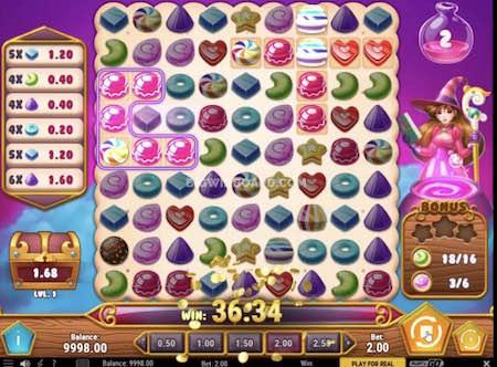 Sweet Alchemy by Play n Go