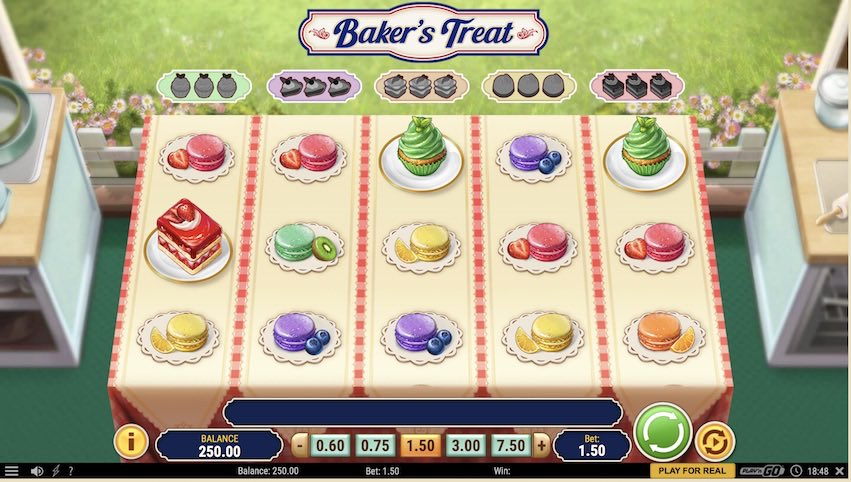 Baker's Treat Slot Review