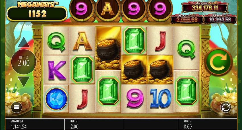 Irish Riches Megaways™ Slot Review