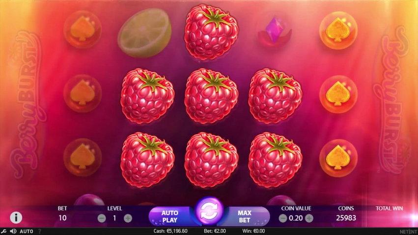 BerryBurst Slot Slot Review