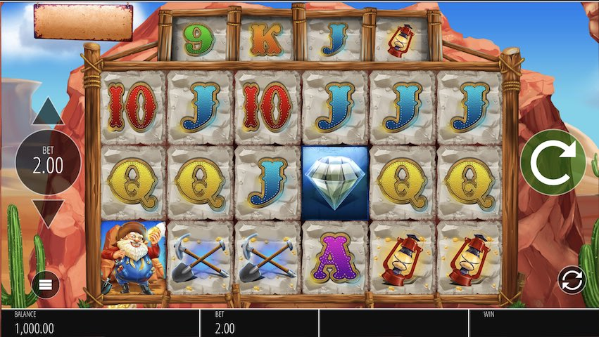 Diamond mine slot review 9643 rtp blueprint theslotbuzz diamond mine slot review malvernweather Image collections