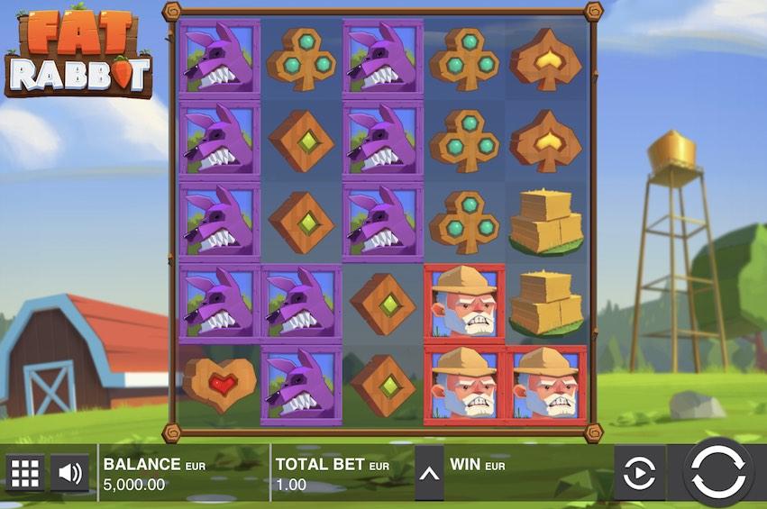 Fat Rabbit Slot By Push Gaming