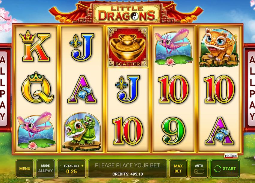 Little Dragons Slot Review