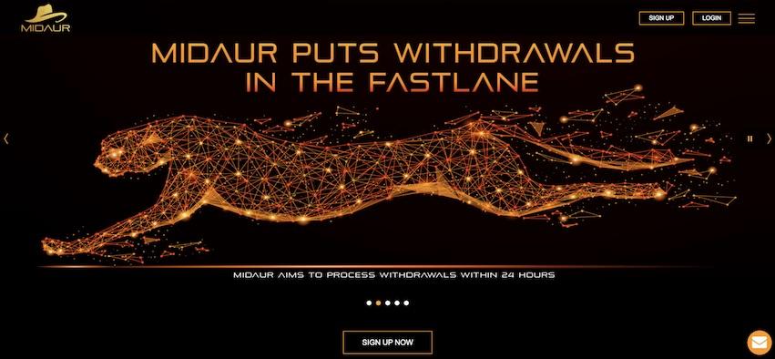 Midaur - Fast Withdrawals