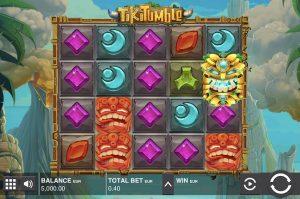 Tiki Tumble Slot by Push Gaming