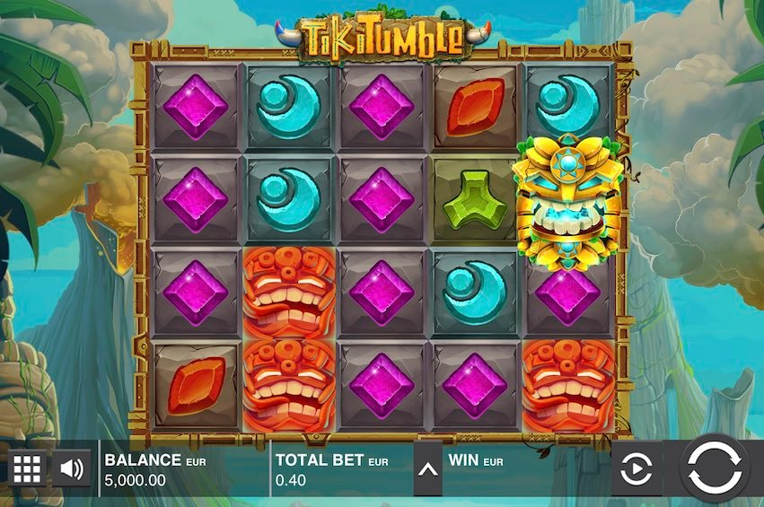 Tiki Tumble Slot Review
