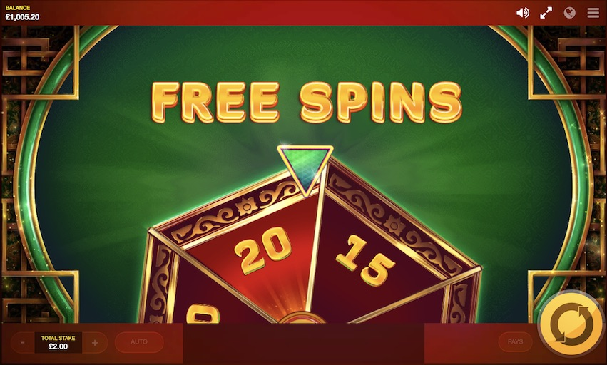 Fortune Charm Free Spins