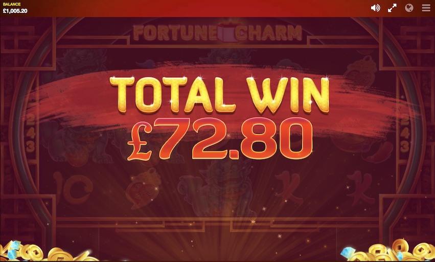Fortune Charm Win