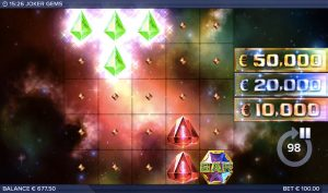 Joker Gems Cluster Pays