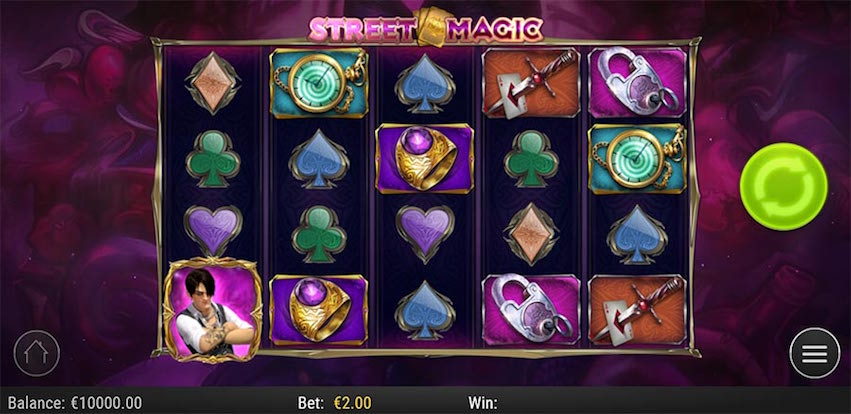Street Magic Slot Review