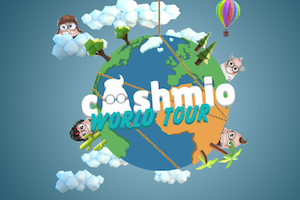 Latest Game Releases and World Tour Slot Race At Cashmio