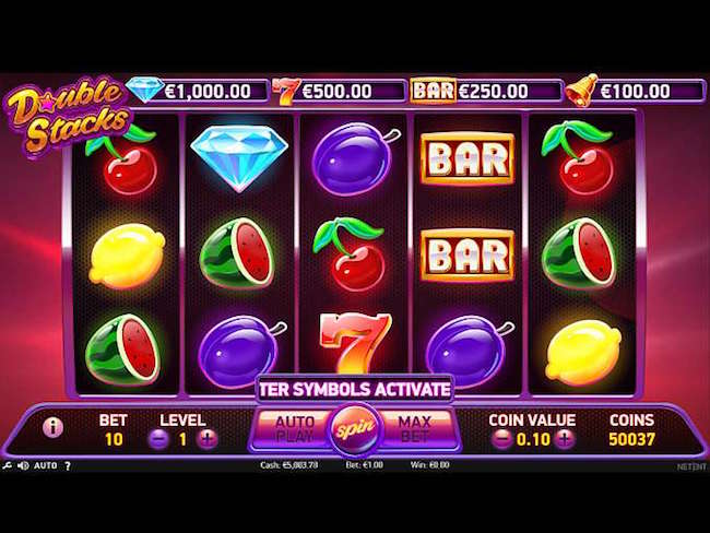 Double Stacks Slot Review