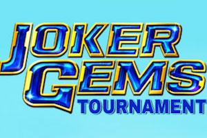 Win £1,000 Bonus Money in Midaur Joker Gems Tournament