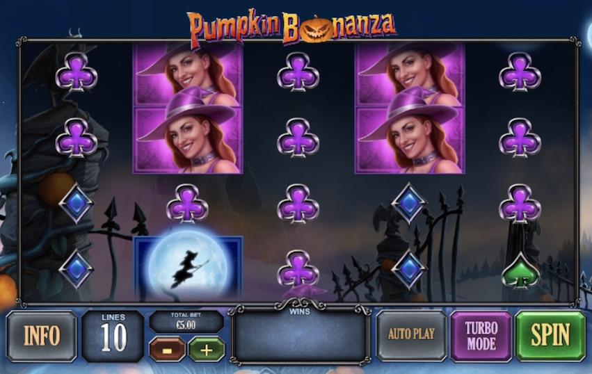 Pumpkin Bonanza Slot Review
