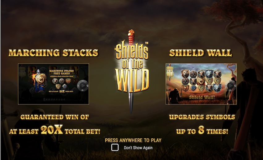 Shields of the Wild Slot RTP