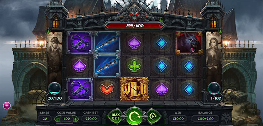 Wolf Hunters Slot Review
