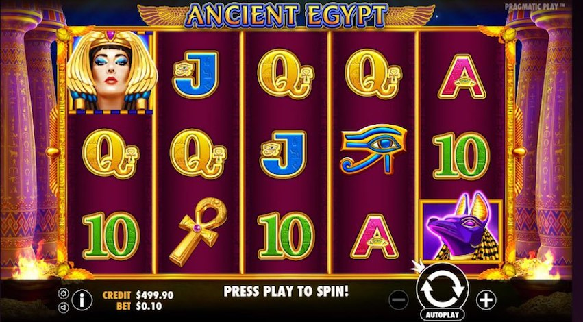 Ancient Egypt Classic Slot Review