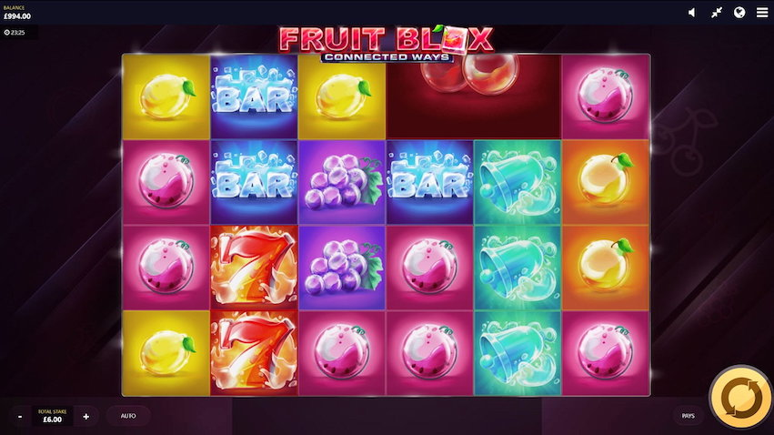 Fruit Blox Slot Review
