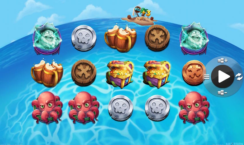 Wild Plunder Slot Review