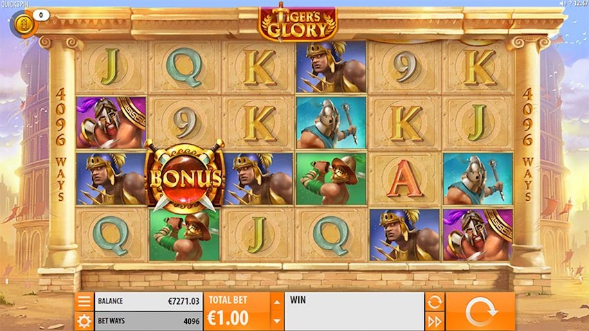 Tiger's Glory Slot Review