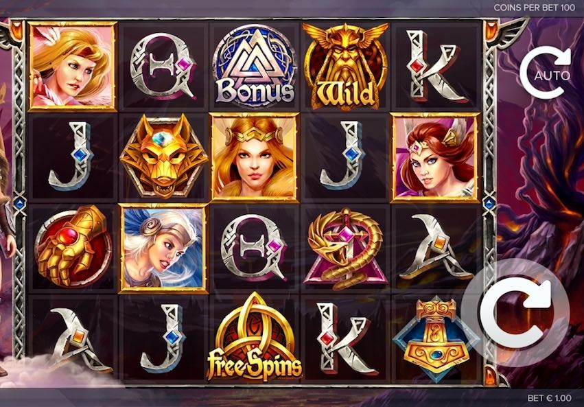 Valkyrie Slot Review