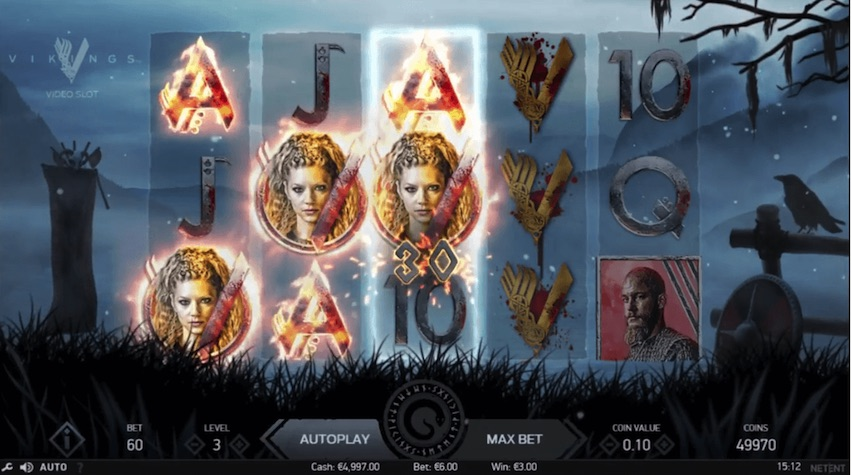 Vikings Slot Review