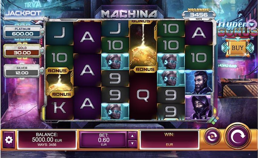 Machina Megaways™ Slot Review