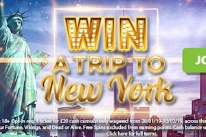 Win a Trip To New York With BGO