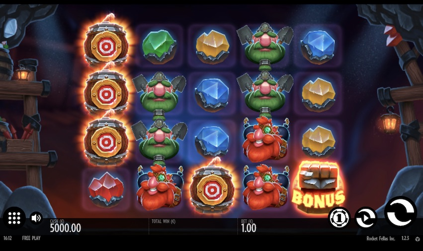 Rocket Fellas Inc. Slot Review