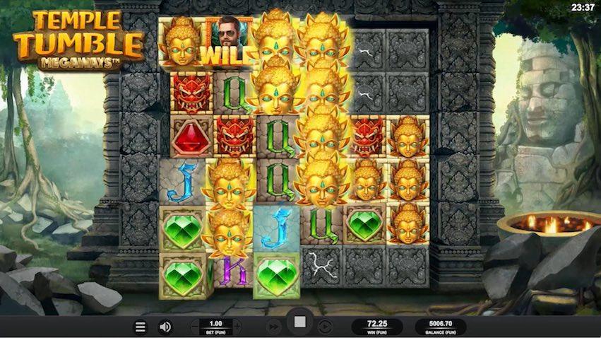Temple Tumble Megaways™ Slot Review