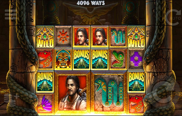 Ecuador Gold Slot Review