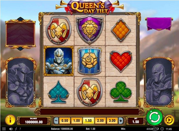 Queen's Day Tilt Slot Review